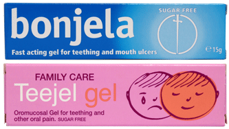 Bonjela and Teejel